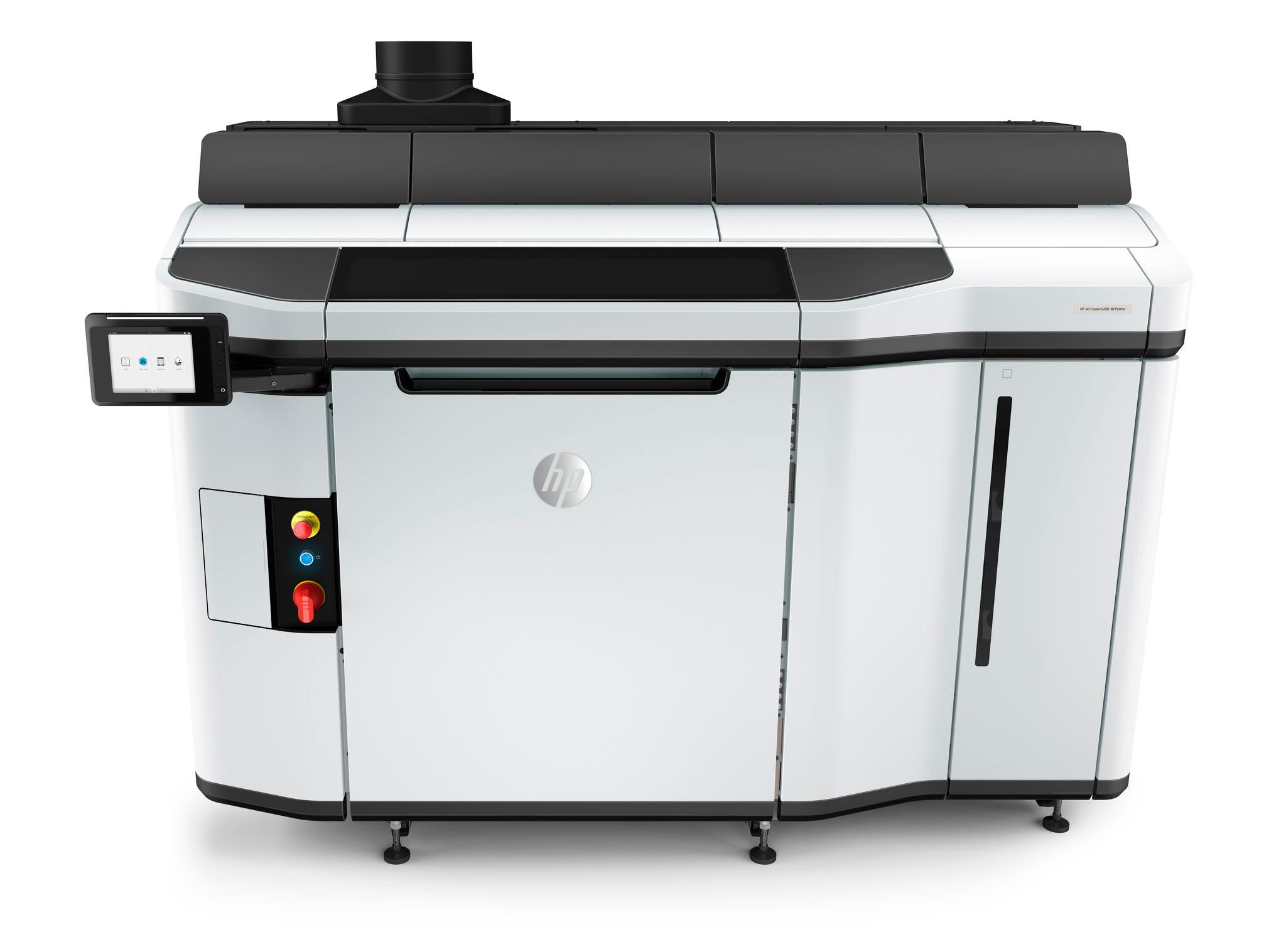 3D Drucker HP Multijet