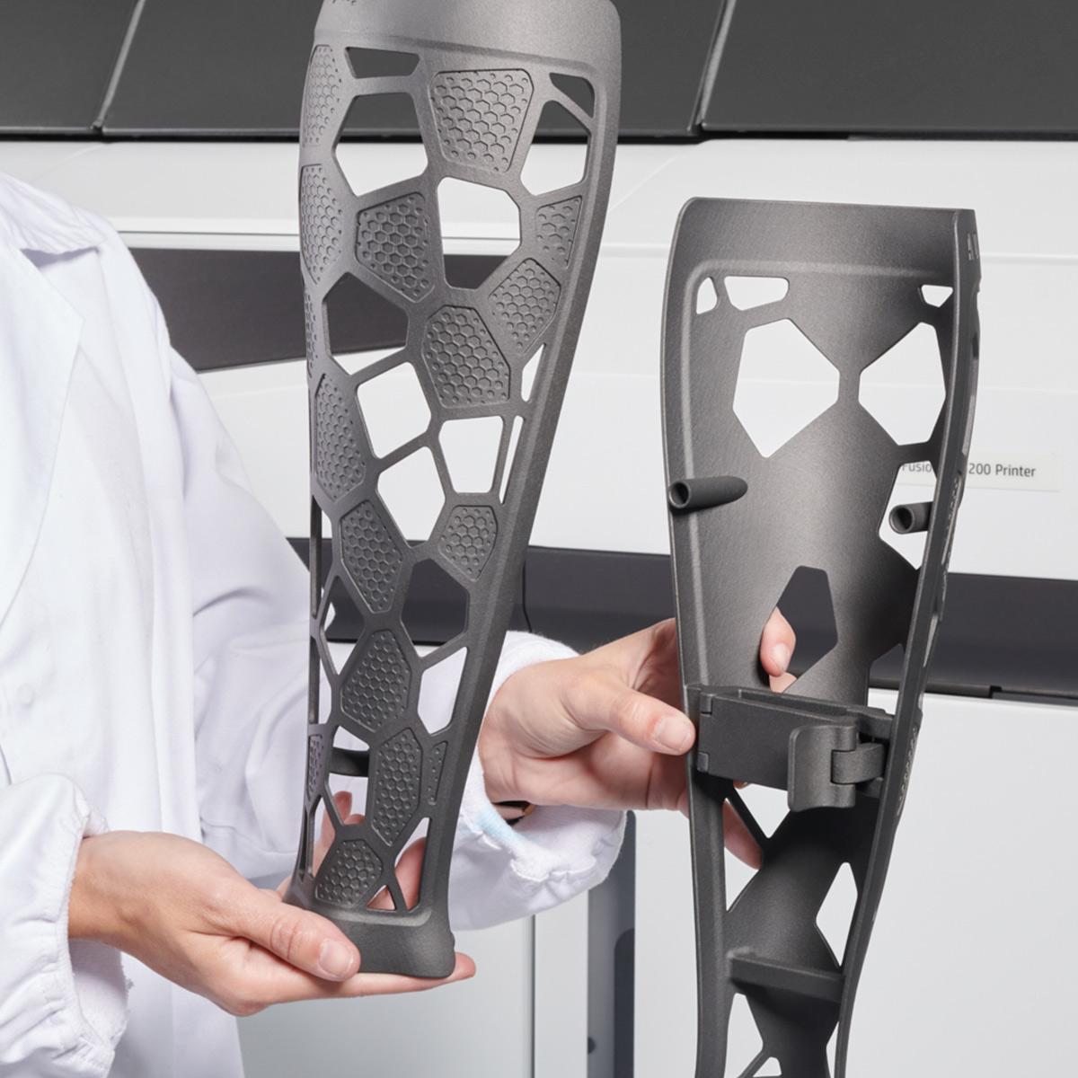 Industrieller 3D-Druck
